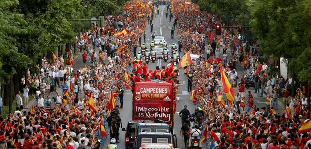 Un autobús descapotable recorrerá Madrid, como en 2008
