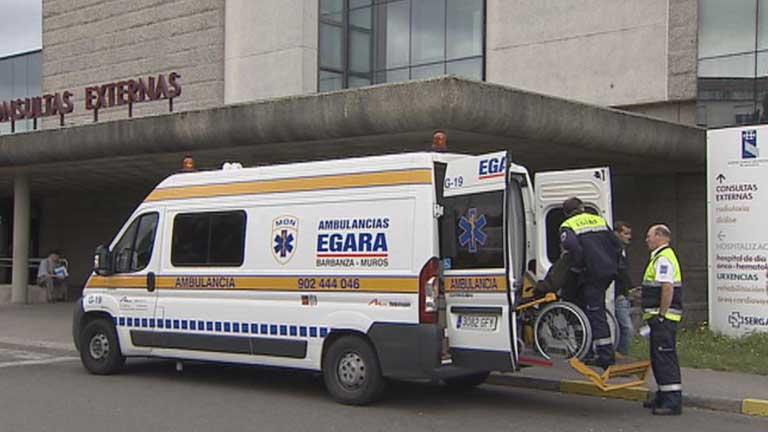 Los enfermos crónicos pagaran por ir en ambulancia en función de su renta