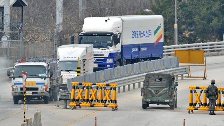 Corea del Norte bloquea la entrada de trabajadores surcoreanos