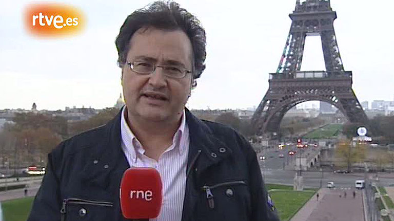 Corresponsal&iacute;a de RNE en Par&iacute;s