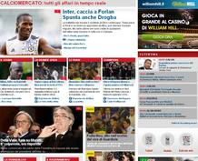 La prensa italiana se centra en la polémica Mourinho vs Tito Vilanova