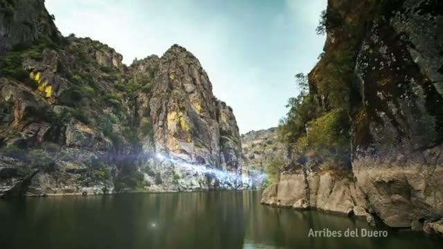Cortinilla de otoño: Arribes del Duero