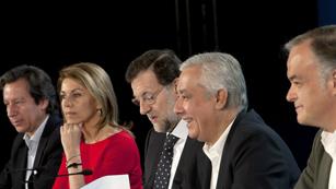 Ver vídeo  'Cospedal asegura que el Gobierno es consciente del esfuerzo por las reformas'