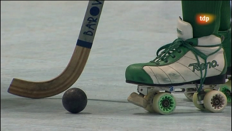 Hockey sobre patines - Liga española - CP Calafe