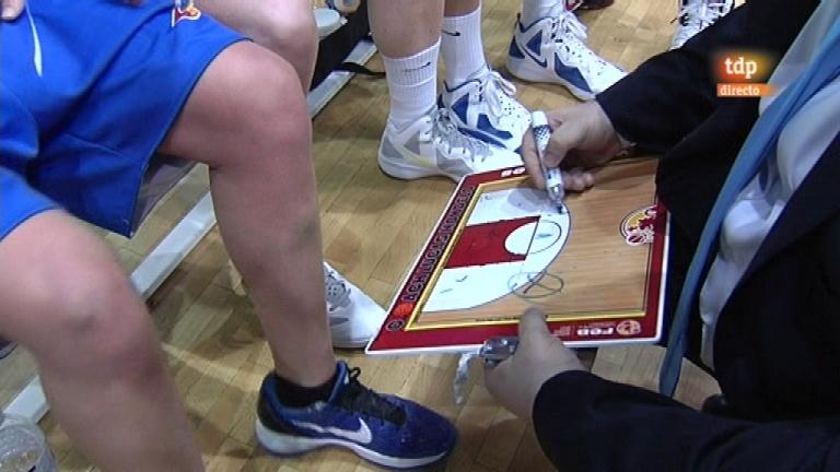 Baloncesto: Liga femenina - Caja Rural Tintos Toro - Perfumerías Avenida - 17/03/12
