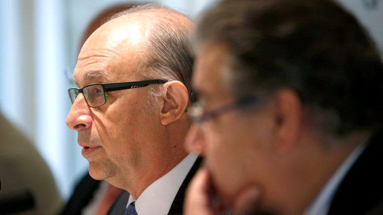 El déficit del Estado se acerca a su objetivo para todo 2012