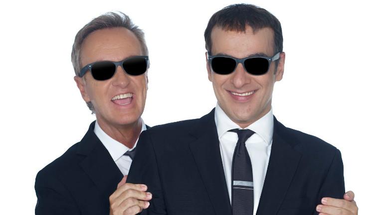 Carlos Hipólito y Luis Merlo se encuentran en 'El crédito'