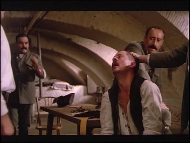 'El crimen de Cuenca', dirigida por Pilar Miró en 1979. La directora fue acusada de injurias contra la Guardia Civil.