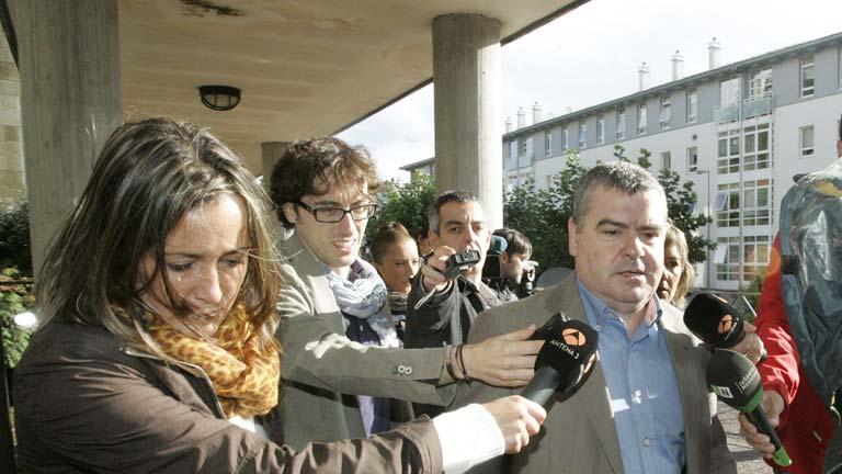 Analizan restos de ADN encontrados en la ropa de Asunta Basterra