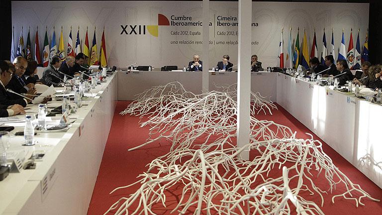 La crisis de la deuda en Europa será uno de los temas principales que se abordarán en la XXII Cumbre Iberoamericana