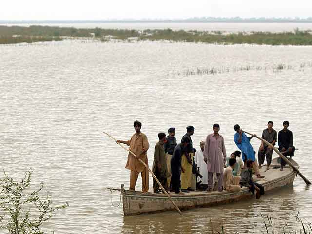 Las inundaciones dejan 12 millones de damnificados en Pakist&aacute;n, que necesita ayuda
