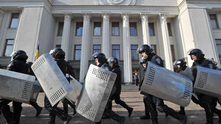 Ucrania reabre los fantasmas de la guerra en Europa