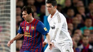 Ver v&iacute;deo  'Cristiano le gana la partida a Messi'