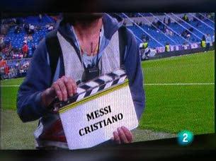 Ver v?deo  'Cristiano-Messi, la película'