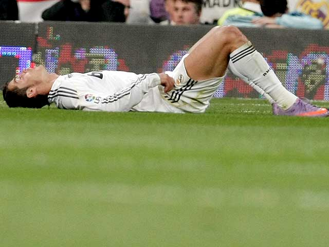 Cristiano la sigue y no la consigue