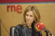 La ex ministra de Ciencia Cristina Garmendia.