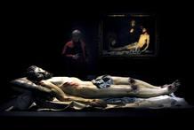 'Cristo Yacente' (1625-30) de Gregorio Fernández