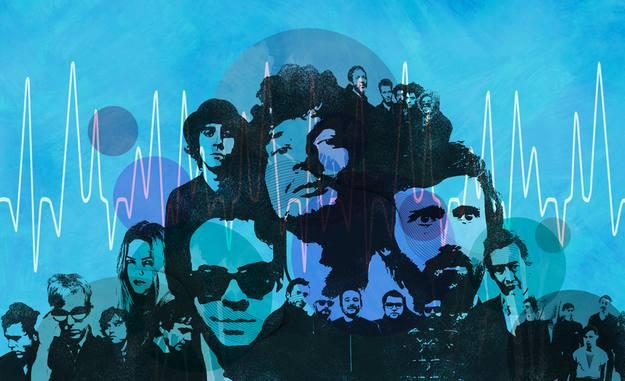 Crónica Ilustrada: Día de la Música, segunda jornada