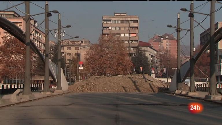 En portada - Crónica de Mitrovica