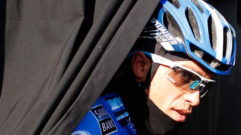 Cronología de la sanción a Alberto Contador