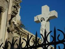 La cruz de la catedral