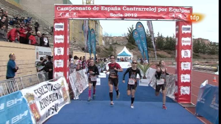 Duatl&oacute;n - Campeonato de Espa&ntilde;a contrarreloj por equipos