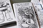 'Cuaderno de bocetos'