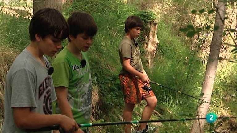 Jara y sedal - Cuando empezamos a pescar