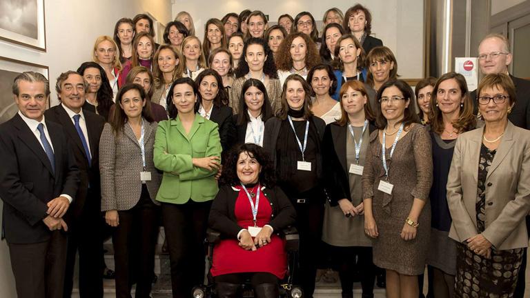 """Cuarenta mujeres participan en el programa europeo """"Promociona"""" para altas directivas"""