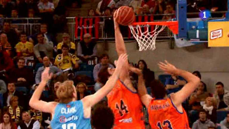 Baloncesto - Copa del Rey 2013 - Cuartos de final: Valencia Basket-Asefa Estudiantes
