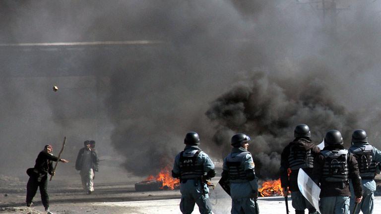 Cuatro muertos en el segundo día de protestas en Afganistán