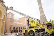 Cuatro niños españoles fallecen en un incendio en Catar