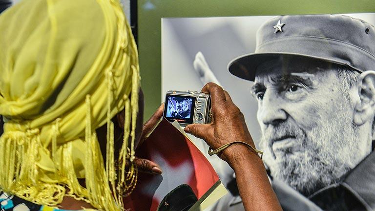 Cuba celebra el cumpleaños de Fidel sin Fidel