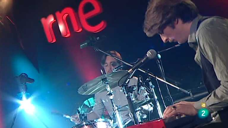 Los conciertos de Radio 3 - Cuchillo