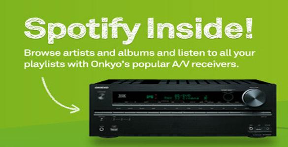 La cuenta de Spotify podrá manejarse a través de la TV con el mando a distancia
