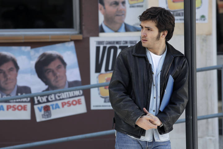 Ricardo Gómez es Carlitos en 'Cuéntame cómo pasó' - TVE