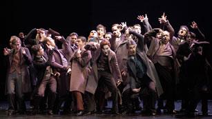 """Programa de mano - La ópera """"Los cuentos de Hoffmann"""", de Jacques Offenbach, en el Gran Teatre del Liceu de Barcelona"""