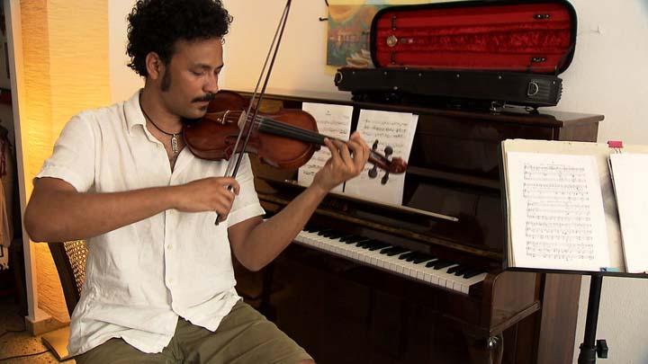 Babel en TVE - Reportaje: Cuerdas que acercan mundos