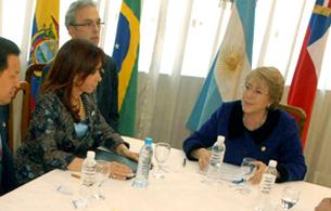 Ver v?deo  'Cumbre del Mercosur'