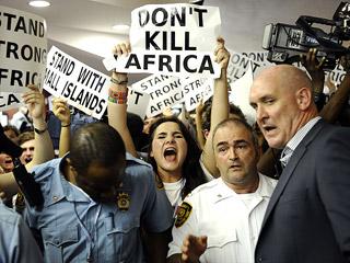 Ver vídeo  'Cumbre de Durban contra el Cambio Climático'