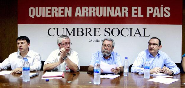 CONSTITUCIÓN CUMBRE SOCIAL