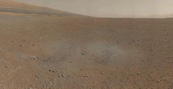 Las cámaras del explorador continuan desvelando 'secretos' de la superficie de Marte