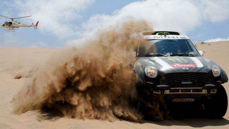 Dakar 2014 - Esto es el Dakar (3)
