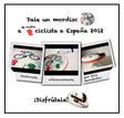 Dale un mordisco a la Vuelta ciclista a España 2012. ¡Disfrútala!