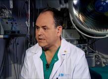 Damián García Olmo, director de Terapia Celular del Hospital Universitario La Paz de Madrid