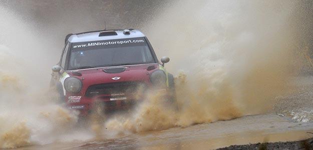 Dani Sordo en el Rally de Portugal
