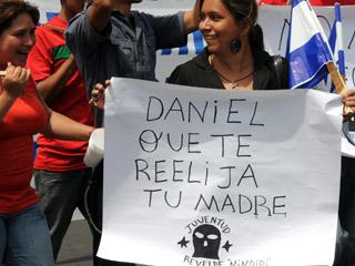 Ver vídeo  'Daniel Ortega busca en Nicaragua una reelección no prevista en la Constitución'