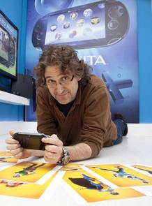 Daniel Sánchez Crespo, director del juego 'Reality Fighters'