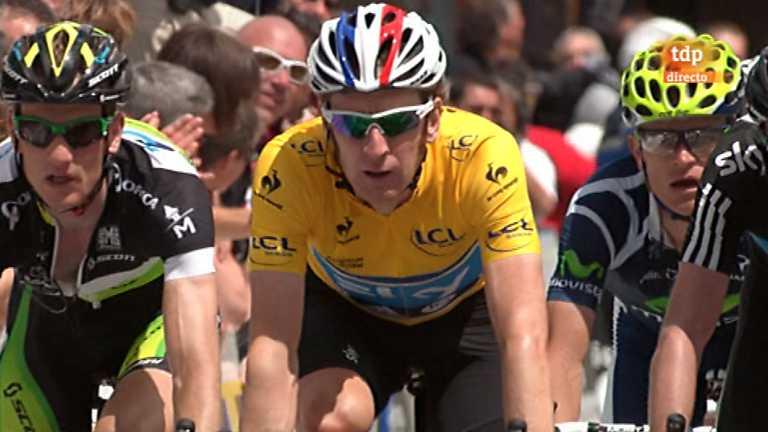 Ciclismo - Dauphiné Liberé. Sexta etapa - 09/06/12