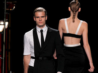 David Delfín en la Cibeles Madrid Fashion Week